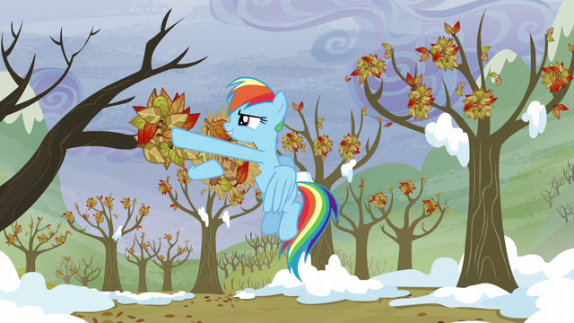 File:Rainbow puts the leaves back to the trees S5E5.png