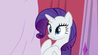 "Rarity ""can you imagine if I didn't win"" S6E14"