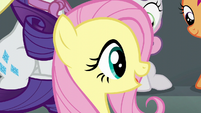 "Fluttershy ""remember to be extra supportive"" S6E7"