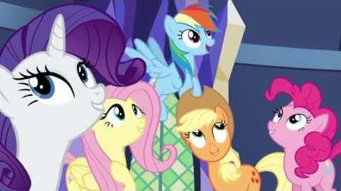 MLP FiM - Make This Castle A Home (Reprise) Ger 1080p No Watermarks
