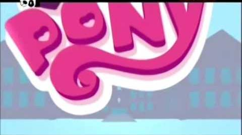 My Little Pony Equestria Girls Opening European Portuguese