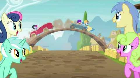 My Little Pony Friendship is Magic - Derby Racers Ukrainian
