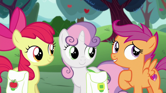 """File:Scootaloo """"I race around so much on my scooter"""" S6E14.png"""