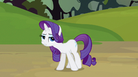 Rarity serious work S3E9