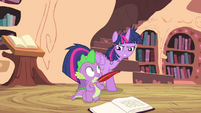 "Twilight Sparkle ""much better things to do"" S4E23"
