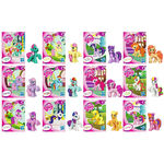 MLP Pony Collection Set mini-figures