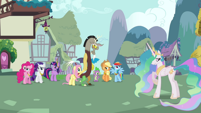 File:Ponies not sure S3E10.png