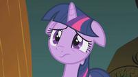 Twilight even more worried S1E10