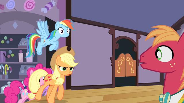 File:Applejack confronting Big Mac S4E14.png