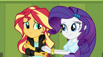 Sunset Shimmer feeling reassured EG3