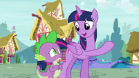 "Twilight ""make the castle feel more like your home as well"" S5E3"