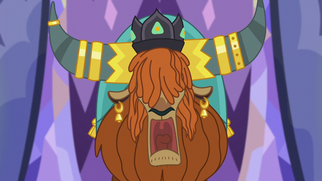 """File:Rutherford """"Greetings, ponies!"""" S5E11.png"""