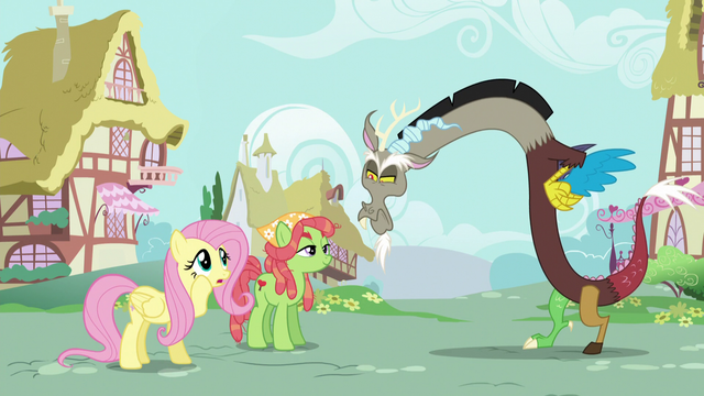 "File:Fluttershy ""it's a compliment"" S5E7.png"