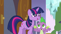 Twilight excited S3E2