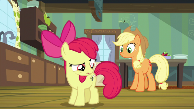 File:Apple Bloom confused over her cutie mark S5E04.png