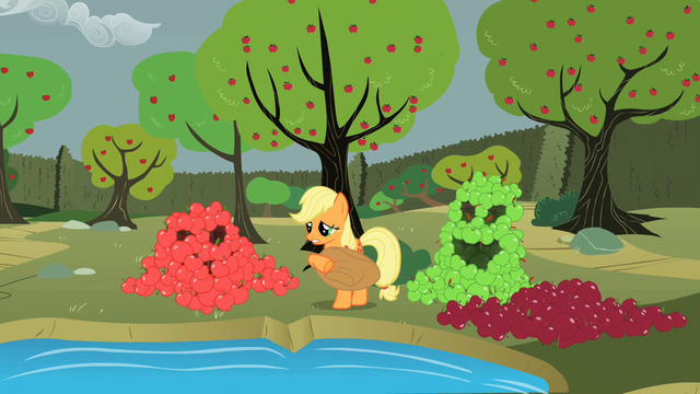 "File:Applejack ""It can't be true!"" S2E01.png"