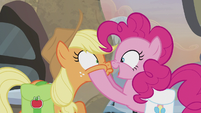 "Pinkie ""our families are gonna be friends too"" S5E20"