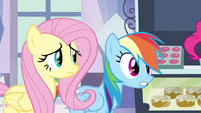 Rainbow Dash into five sectors S3E12