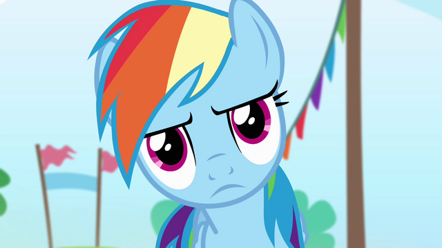 File:Rainbow being serious S4E10.png
