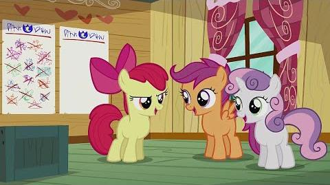 Swedish My Little Pony We'll Make Our Mark - Prelude HD
