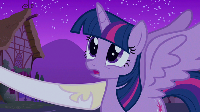 File:Twilight feels Princess Celestia's hoof S3E13.png