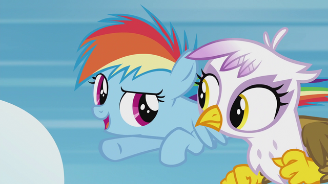 "File:Young Rainbow ""let's show these guys how it's done!"" S5E8.png"