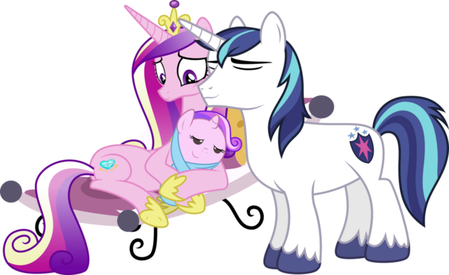 File:FANMADE Shining armor princess cadence request by powerpuncher.png