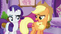 """Applejack """"let's just start with the rest of the day"""" S6E10"""