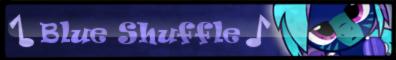 File:FANMADE blue shuffle logo.png