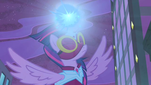 File:Masked Matter-Horn charging her magic S4E06.png