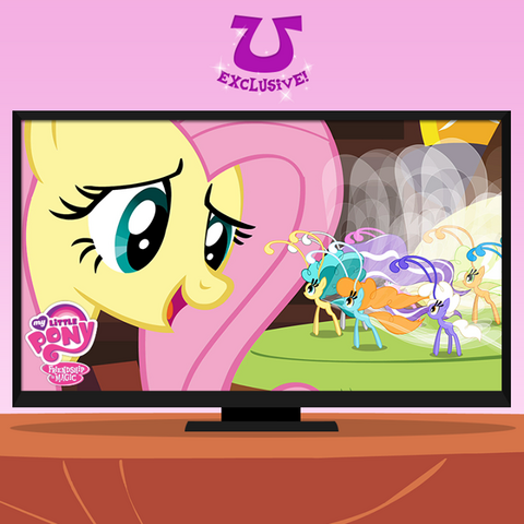 File:Facebook promotional Fluttershy and the Breezies.png
