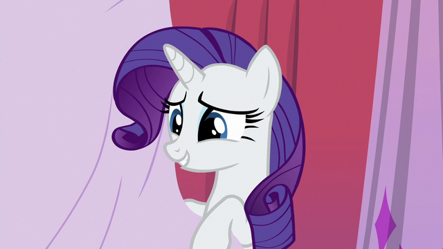 "File:Rarity ""old-timey is just another word"" S6E14.png"