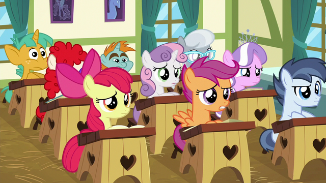 File:School foals looking confused S6E14.png