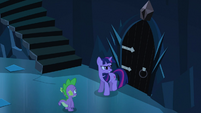 Twilight 'King Sombra's dark magic' S3E2