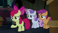 "Apple Bloom ""maybe you're just a little"" S5E6"