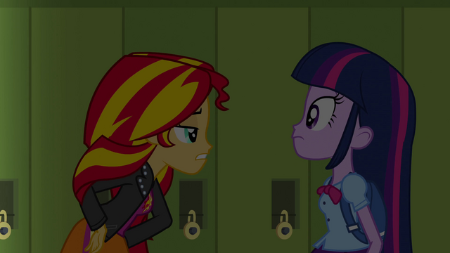 "File:Sunset Shimmer ""what happens when"" EG.png"