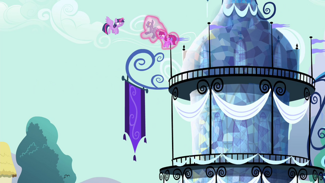 File:Twilight rescuing Royal Riff and Berryshine S4E23.png