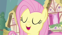 "Fluttershy ""he can be very helpful"" S4E25"