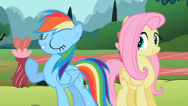 "File:Rainbow Dash ""number one, greatest, perfectest pet"" S2E7.png"