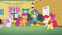 """Scootaloo """"that's what we're here for"""" S6E19"""