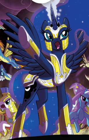 File:Comic issue 8 Princess Luna battle armor.png