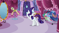 "Rarity ""And wishing"" S2E05"