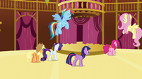 """Fluttershy """"never knew you knew so much"""" S5E19"""