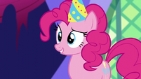 "Pinkie Pie ""okay, now it's a mess"" S5E3"