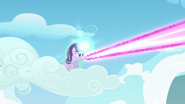 File:Starlight Glimmer with magic beam about to hit her S5E26.png