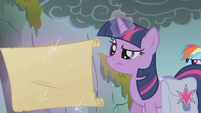 Twilight checking map S1E7