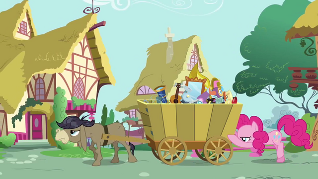 File:Pinkie Pie checking Cranky's initials. S2E19.png