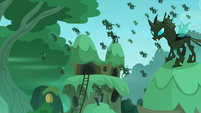 The changelings swarm S5E26