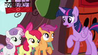 "Twilight ""as many ponies as I can"" S4E15"