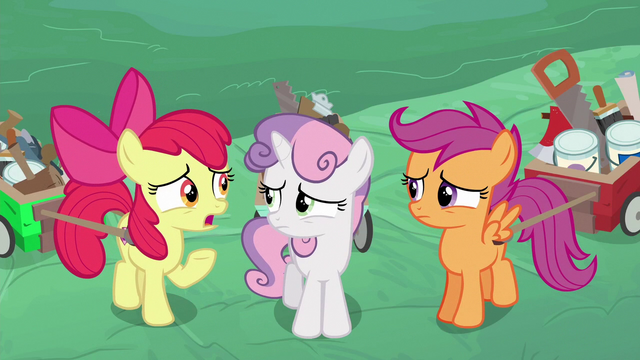 "File:Apple Bloom ""it almost sounds like"" S6E14.png"